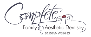 Complete Family & Aesthetic Dentistry Logo