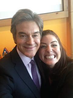 Dr. Wehking meets Dr. Oz