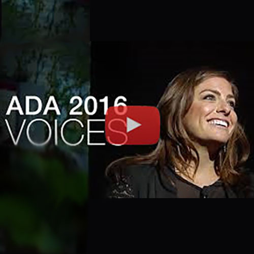 ADA Opening Speech 2016