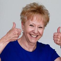 Sarah - Happy after Invisalign